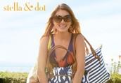 Your choice of a Stella & Dot handbag or wallet