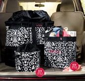 TOTES & ORGANIZERS