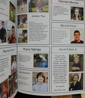 Sample Yearbook Ad