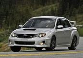 Base STi starting at $34,295 - with added options up to $37,645