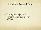 Bill #7:
