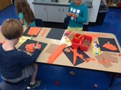 Making Our Pumpkin STEM Project!