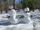 Fun on the snow days!
