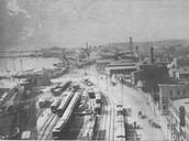 Bridgeport Industrial Scene