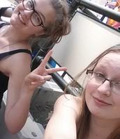 my lovely sister <3