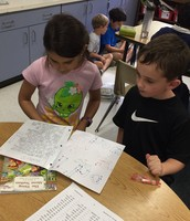 Celebrating Writing with 2nd Grade