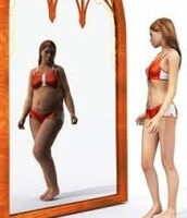 unhealthy body image