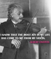 "Einstein's ""True Love"""