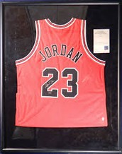 Michael Jordans Jersey
