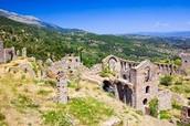 Sparta city