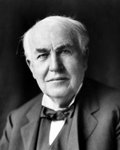 Thomas Edison; his life and his inventions