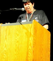 Diana Kulhanek Opens the Assembly