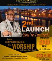 2nd Church Launch, Columbus, GA