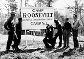 The First ever CCC Camp!