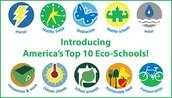 Heritage named one of America's Top 10 Eco-Schools!