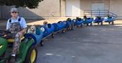 ¡Montar El Tren de Perros!