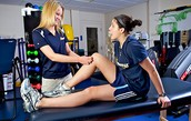 #3 Athletic Trainer