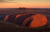 Plains around rocks