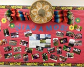 Bienvenido (Welcome) to Mrs. Dudley's Spanish Class!!!