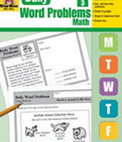 Problem of the Day books (Grades 1-5 Only)