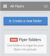 Flyer Folders