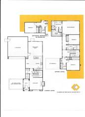 The Auburn Floorplan- 3761 Armando Court Features: