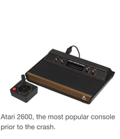 The Atari crash
