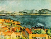 The Bay from L'Estaque