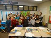 Mrs. Barker's Class