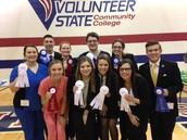 White House High School, HOSA Regional Winners