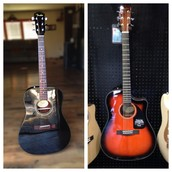 Both of my Guitars