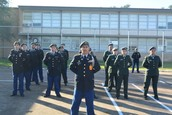 JROTC Inspection