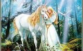Queen with her horse
