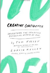 Inspired by the book Creative Confidence- Unleashing the creative potential within us all. By Tom and David Kelley