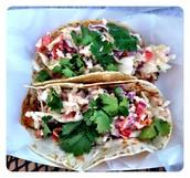 Best Shrimp Tacos Around!