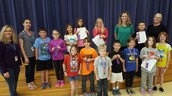 3rd Grade UIL Participants and Coaches
