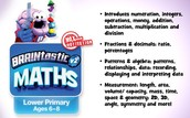 BRAINtastic Maths Lower Primary