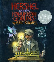 Hershell and the Hanukkah Goblins by Eric Kimmel