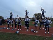 OMS Cheer Team