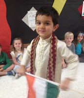 We LOVE International Day!!!