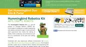 Hummingbird Robotics Kits