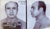 Al Capone Mugshots