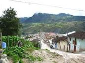 Pacific coast of Peru