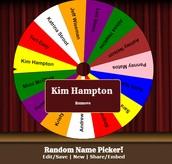 Tool of the Week- Random Name Picker