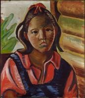 Jeune Indienne (1936)