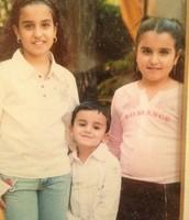 תמונה של הילדים במשפחה המצומצמת שלי
