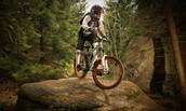 A type of Downhill biker (1)