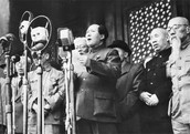 The Establishment of the People's Republic Of China 1949
