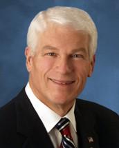 UCF president John C. Hitt
