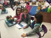 First Grade Visits!